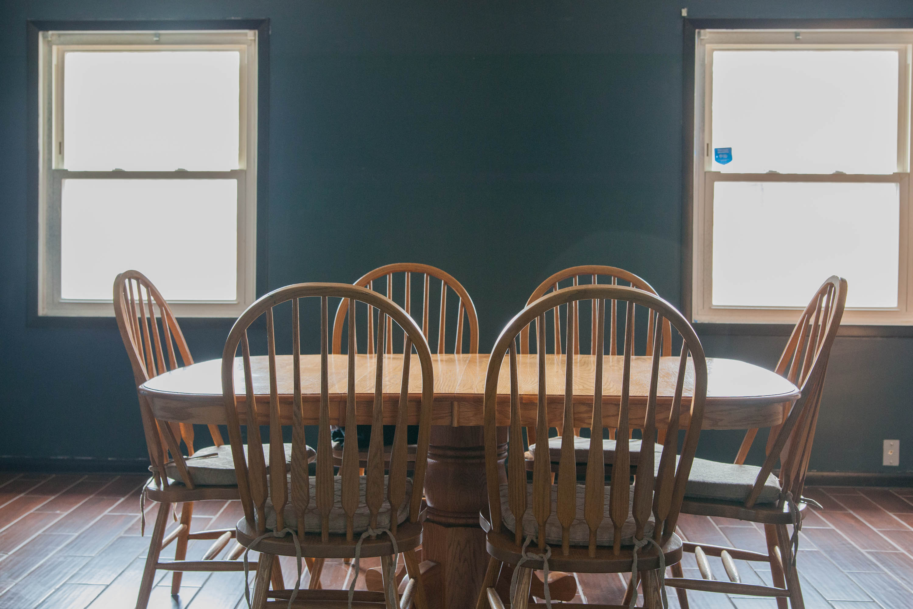 First Rental Property Formal Dining Room